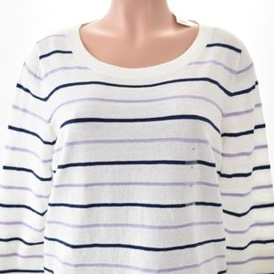 GAP Tops - Womans GAP Knit Long Sleeve Top Medium NWT